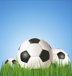football soccer Africa vector image vector image