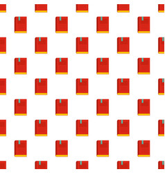 Bookstore pattern seamless vector