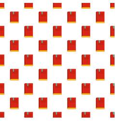 Bookstore pattern seamless vector