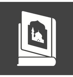 Religious Book vector image
