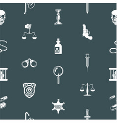 Seamless tools background texture vector
