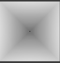 abstract of futuristic simple design black and vector image