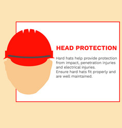 Occupational safety and health icons and signs set vector