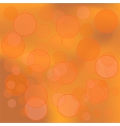 Abstract Blurred Red Background vector image
