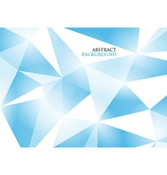 Abstract 3d background vector image
