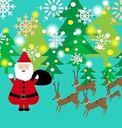 Christmas time vector