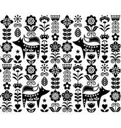 Scandinavian-floral-design-12-seamless-color vector