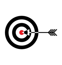 Targets vector image