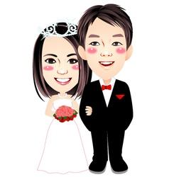 Wedding 009 vector