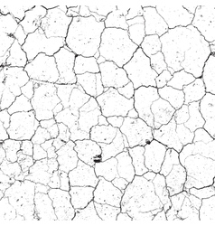 Dry Cracked Texture vector