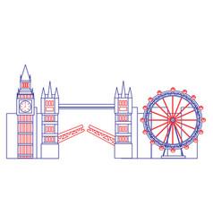 United kingdom icon image vector
