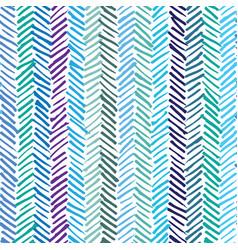 smeared herringbone seamless pattern design vector image vector image