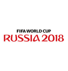 Russia world cup 2018 vector