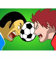 headball vector image vector image