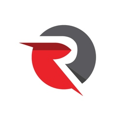 R River Logo vector