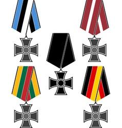 Set of orders vector