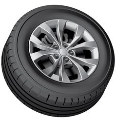 Crossover wheel vector