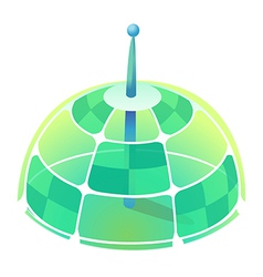 Icon dome vector