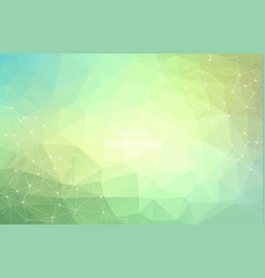 Abstract background color gradient geometry lines vector