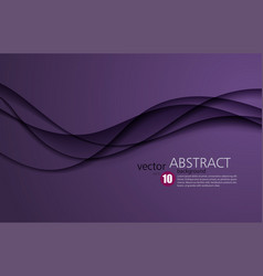 Abstract colorful background color flow vector