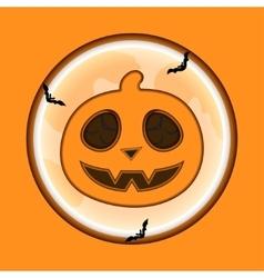 Halloween Card vector image