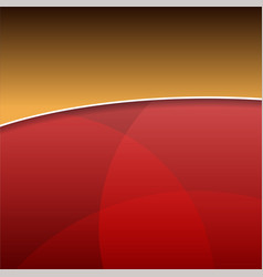 Abstract Red Light Background vector image vector image