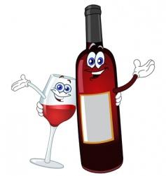 Drinking buddies vector