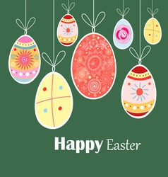 stok vektor eggs gifts vector image