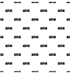Stonehenge pattern simple style vector