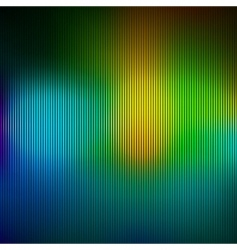 background with lighting motley lines vector image vector image