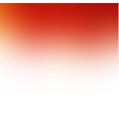 Abstract red to white gradient background vector