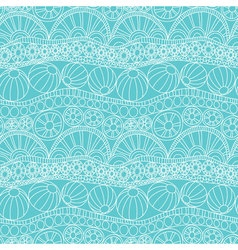 Seamless doodle background doodle seamless pattern vector image