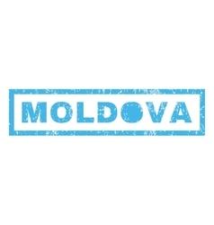 Moldova Rubber Stamp vector