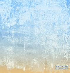 Cement wall vector image