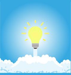 concept technology business idea symbol vector image