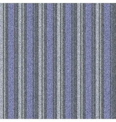 Seamless striped denim vector image