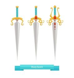 Sharp Sword vector