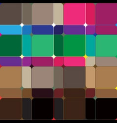 square abstract pattern vector image