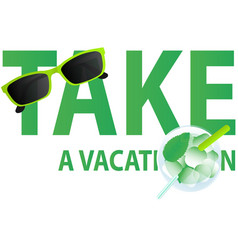 Take a vacation vector