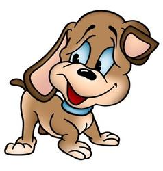 Puppy Dog vector image vector image
