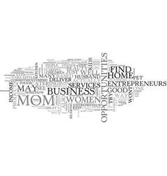 women entrepreneurs text word cloud concept vector image