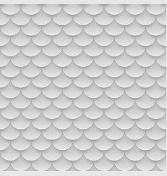 tile fish scales seamless pattern abstract vector image