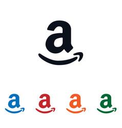 a logo icon vector image