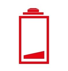 Battery icon Energy design graphic vector