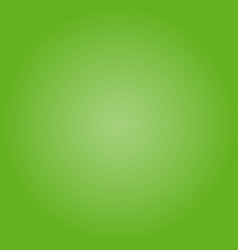 Leafy green gradient background spring vector