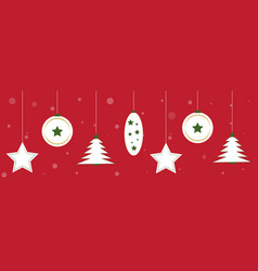 ornaments vector image