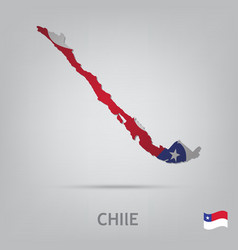 country chile vector image