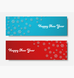 Design blue background for the christmas sales vector