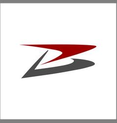 Initials letter b logo icon design template vector