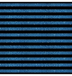 Parallel Horizontal lines Blue sequins Stars vector
